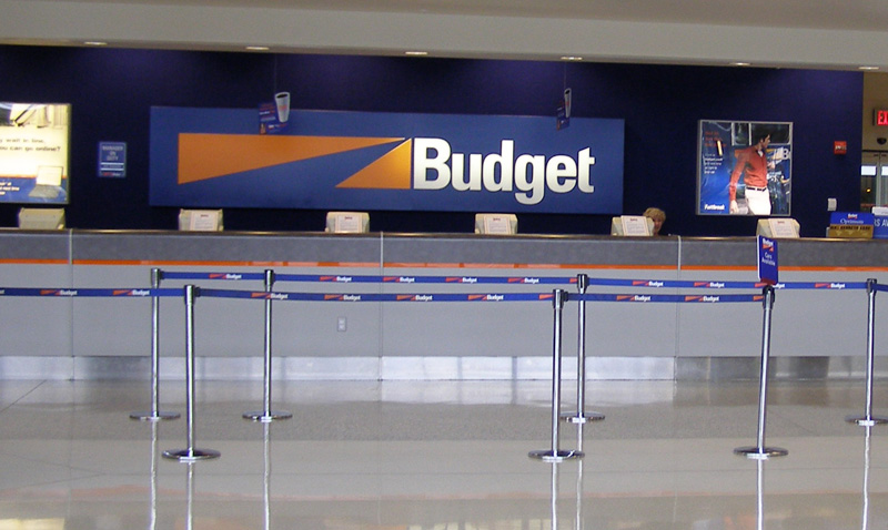Budget Rent a Car Chile